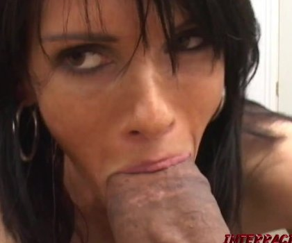 Jennifer Dark Brings On The Nasty With One Hung Brotha